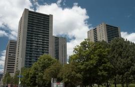 Appartement Studio / Bachelor de luxe a louer à North-York a Sheppard Centre - Photo 01 - PagesDesLocataires – L2697