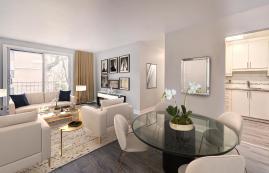 Appartement 2 Chambres a louer à Île-des Soeurs a PH 3 - 3 Walk-up - Photo 01 - PagesDesLocataires – L407172
