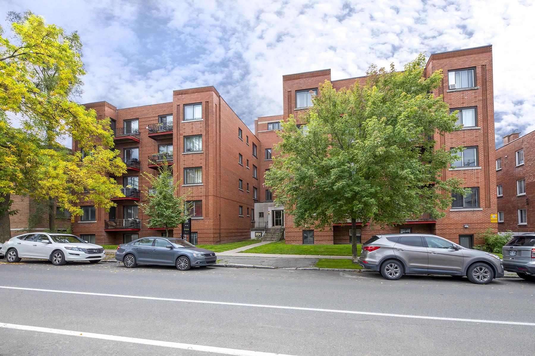 Appartement 2 Chambres a louer à Côte-des-Neiges a 5000 Clanranald - Photo 01 - PagesDesLocataires – L401548