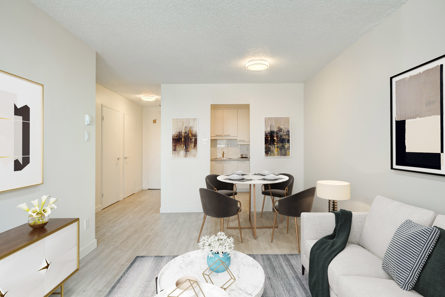 Appartement 1 Chambre a louer à Laval a Le Quatre Cent - Photo 01 - PagesDesLocataires – L407183