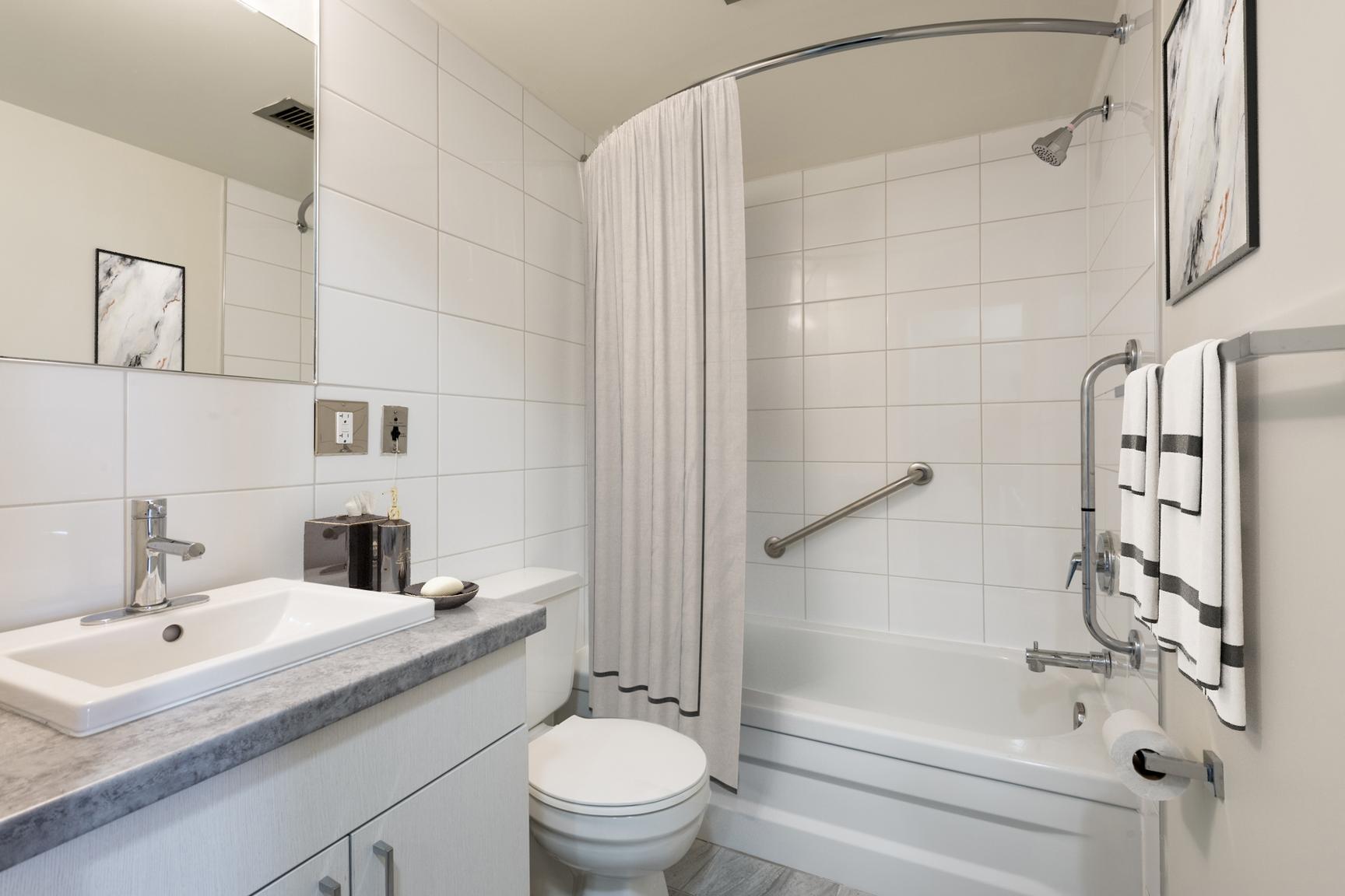 Appartement 1 Chambre a louer à Laval a Le Quatre Cent - Photo 16 - PagesDesLocataires – L407183