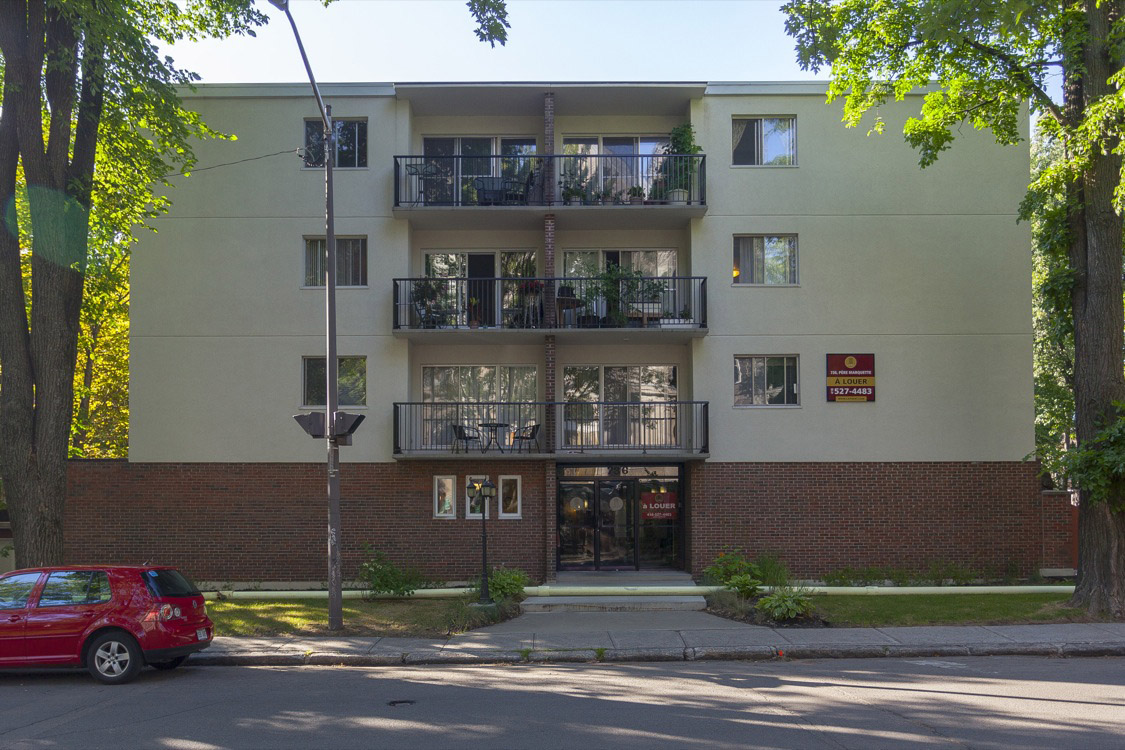 Appartement 1 Chambre a louer dans la Ville de Québec a Appartements Pere-Marquette - Photo 02 - PagesDesLocataires – L396150