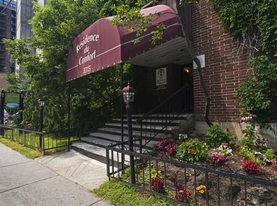 Maison de retraite pour personnes âgées semi-autonomes Studio / Bachelor a louer à Montreal-Nord a Residences Du Confort - Photo 09 - PagesDesLocataires – L19536
