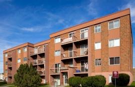 Appartement 2 Chambres a louer à La Cité-Limoilou a Le Complexe Montserrat - Photo 01 - PagesDesLocataires – L168593