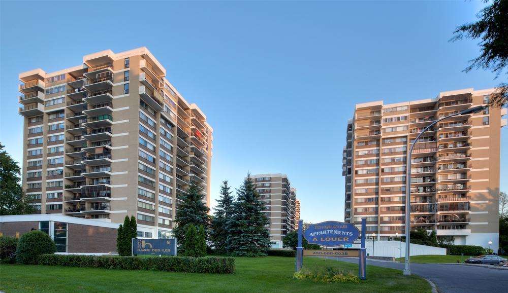Appartement 4 Chambres a louer à Laval a Havre des Iles - Photo 03 - PagesDesLocataires – L9528