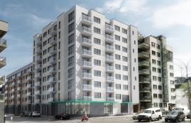 Penthouse 2 Chambres de luxe a louer à Montréal (Centre-Ville) a Glo2 - Photo 01 - PagesDesLocataires – L220503