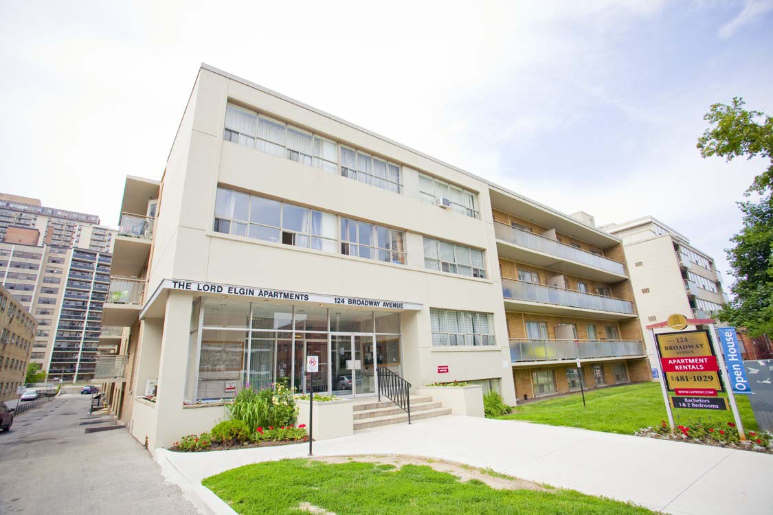 Appartement 1 Chambre a louer à Toronto a Broadway - Photo 01 - PagesDesLocataires – L395846