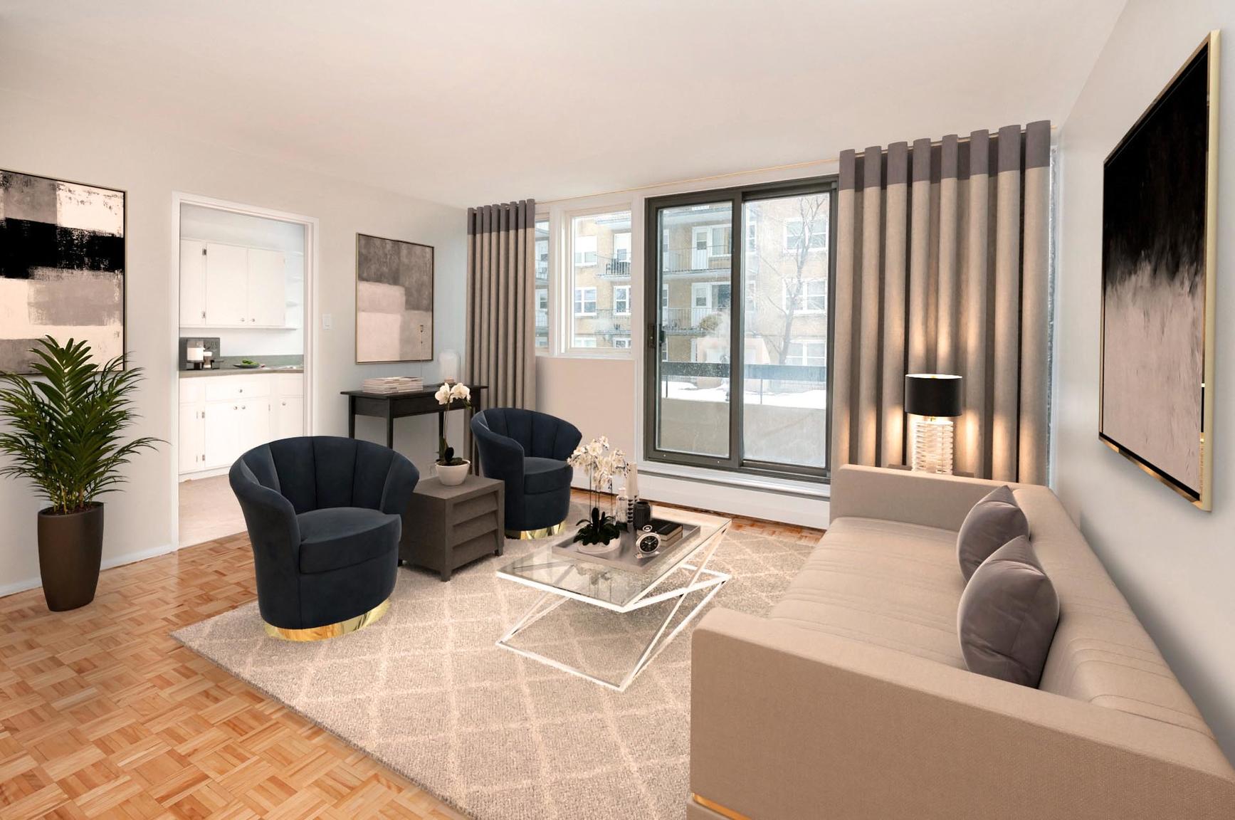 Appartement 1 Chambre a louer dans la Ville de Québec a Place Samuel de Champlain - Photo 13 - PagesDesLocataires – L407129