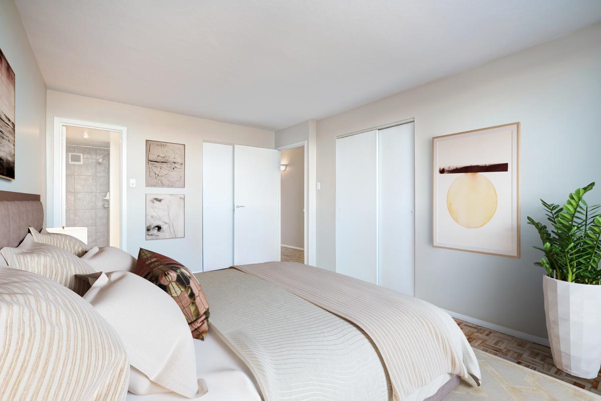 Appartement 1 Chambre a louer dans la Ville de Québec a Place Samuel de Champlain - Photo 08 - PagesDesLocataires – L407129