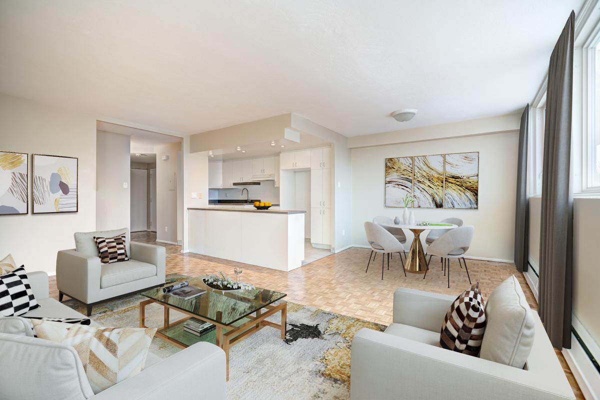 Appartement 1 Chambre a louer dans la Ville de Québec a Place Samuel de Champlain - Photo 06 - PagesDesLocataires – L407129