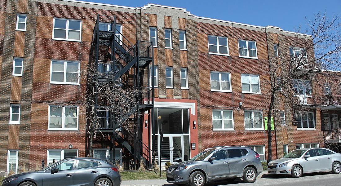 Appartement 1 Chambre a louer à Côte-des-Neiges a 4201 Decarie - Photo 01 - PagesDesLocataires – L146808