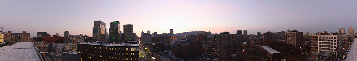 Condo 2 Chambres de luxe a louer à Montréal (Centre-Ville) a 1255 de Bullion - Photo 03 - PagesDesLocataires – L119809