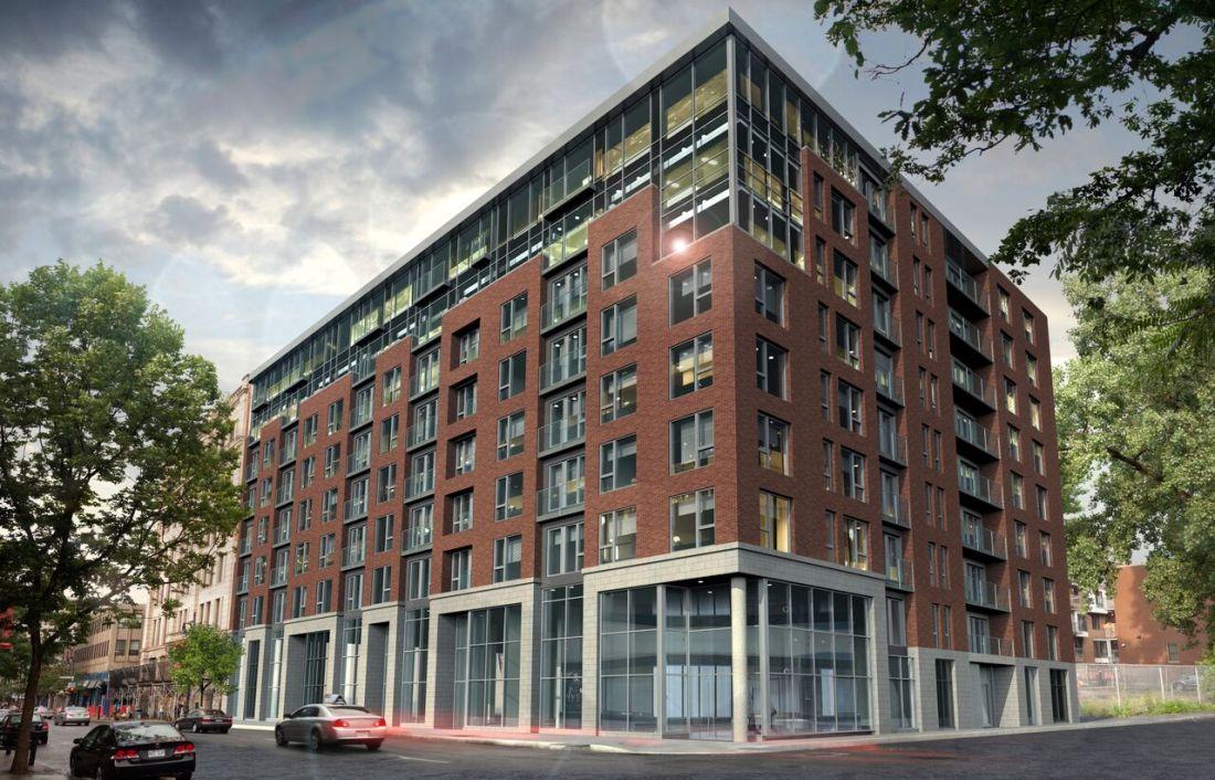 Condo 2 Chambres de luxe a louer à Montréal (Centre-Ville) a 1255 de Bullion - Photo 06 - PagesDesLocataires – L119809