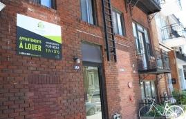 Appartement Studio / Bachelor a louer à Montréal (Centre-Ville) a Aylmer - Photo 01 - PagesDesLocataires – L168577