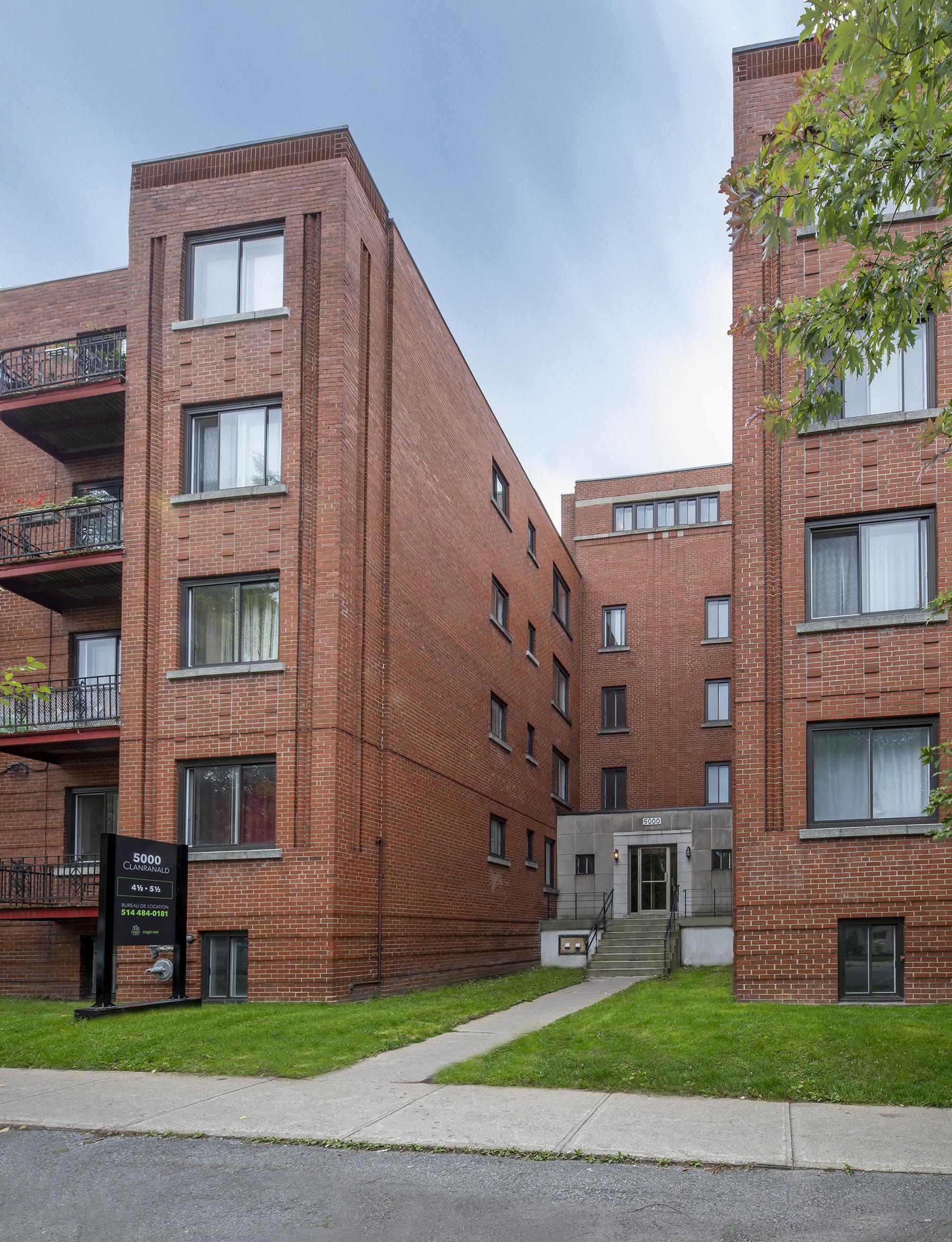 Appartement 1 Chambre a louer à Côte-des-Neiges a 5000 Clanranald - Photo 02 - PagesDesLocataires – L401547