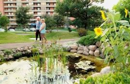 Maison de retraite pour personnes âgées autonomes 2 Chambres a louer à Sainte Foy a Jardins Logidor - Photo 01 - PagesDesLocataires – L19556