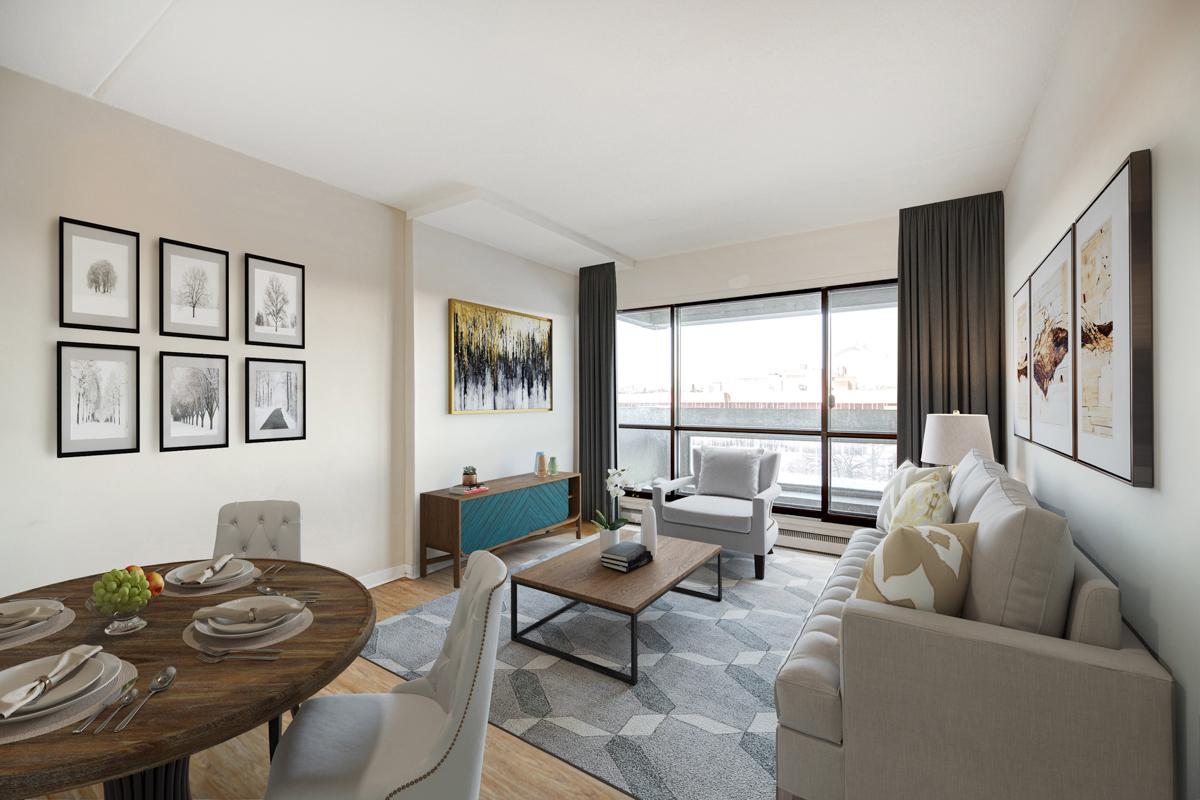Appartement 1 Chambre a louer dans la Ville de Québec a Les Jardins de Merici - Photo 21 - PagesDesLocataires – L407121