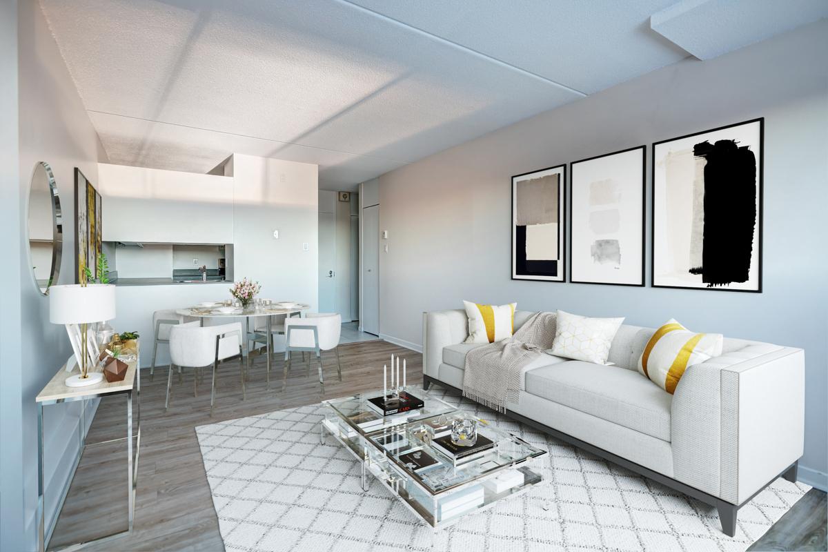 Appartement 1 Chambre a louer dans la Ville de Québec a Les Jardins de Merici - Photo 27 - PagesDesLocataires – L407121
