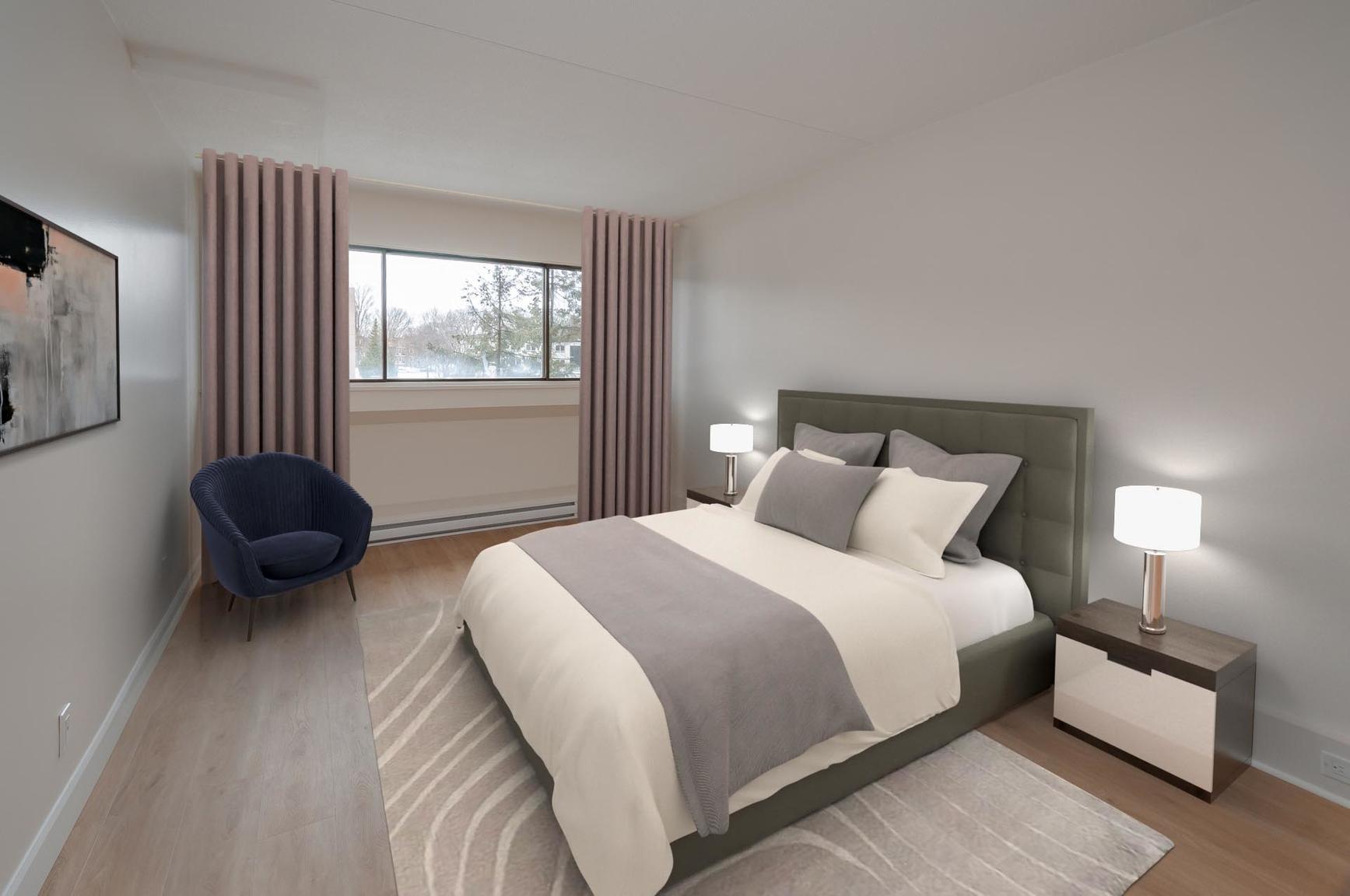 Appartement 1 Chambre a louer dans la Ville de Québec a Les Jardins de Merici - Photo 17 - PagesDesLocataires – L407121