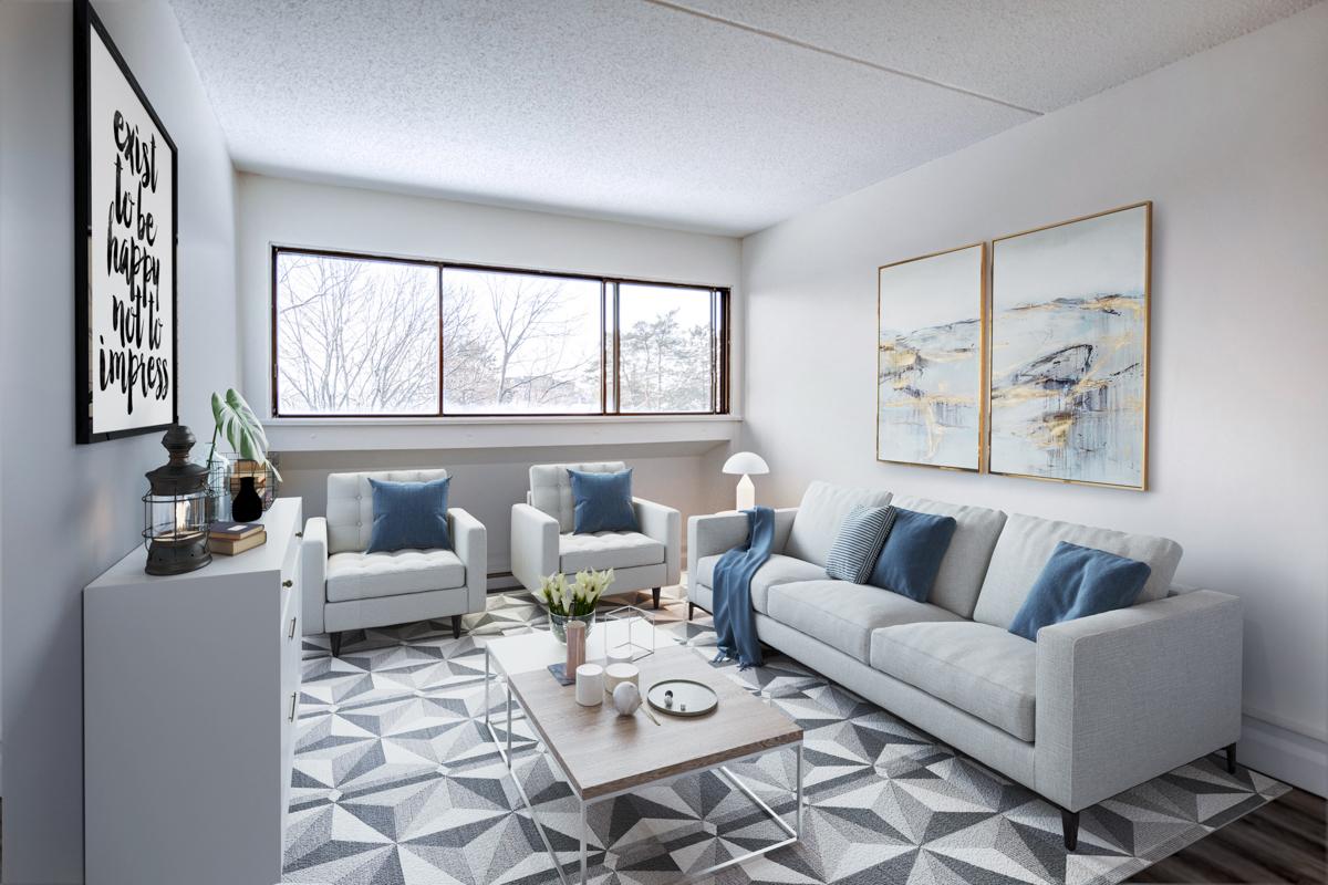 Appartement 1 Chambre a louer dans la Ville de Québec a Les Jardins de Merici - Photo 01 - PagesDesLocataires – L407121