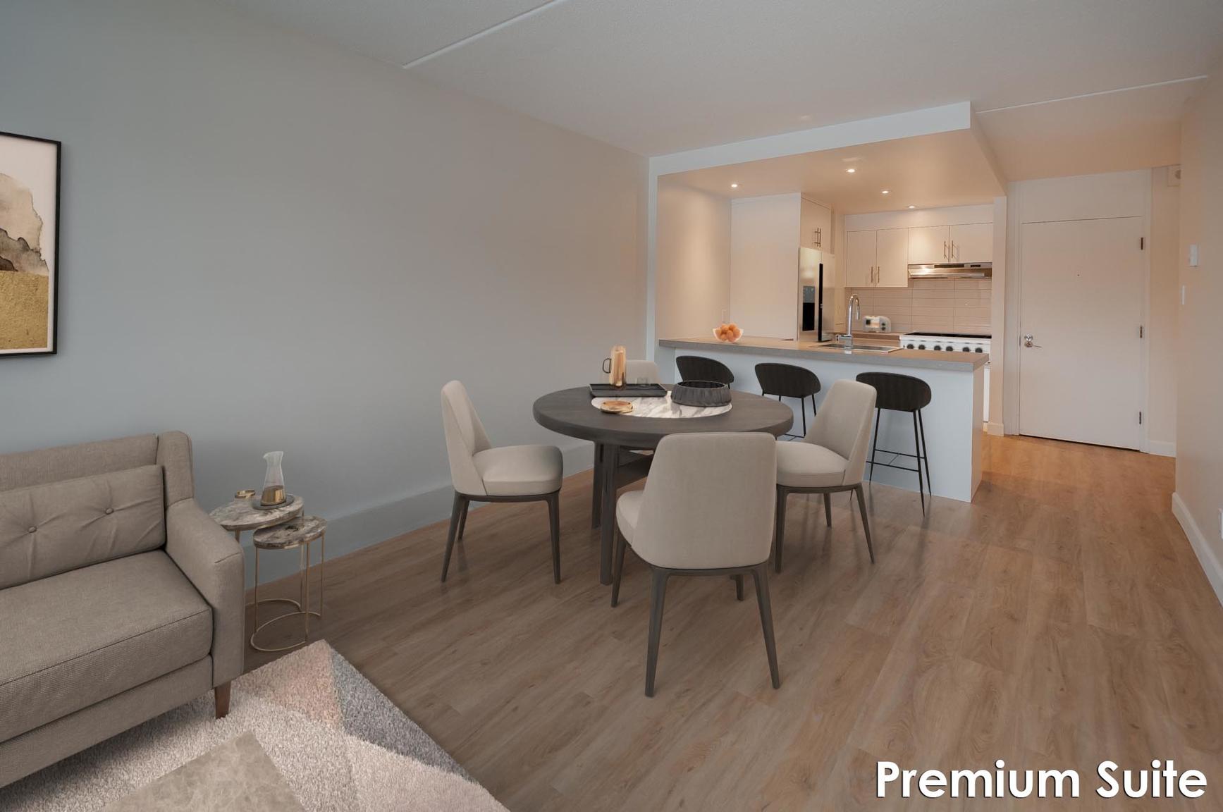 Appartement 1 Chambre a louer dans la Ville de Québec a Les Jardins de Merici - Photo 14 - PagesDesLocataires – L407121