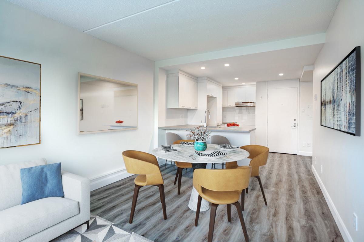 Appartement 1 Chambre a louer dans la Ville de Québec a Les Jardins de Merici - Photo 02 - PagesDesLocataires – L407121