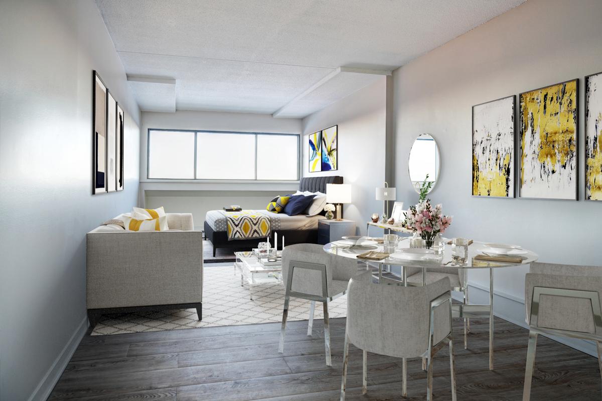 Appartement 1 Chambre a louer dans la Ville de Québec a Les Jardins de Merici - Photo 26 - PagesDesLocataires – L407121
