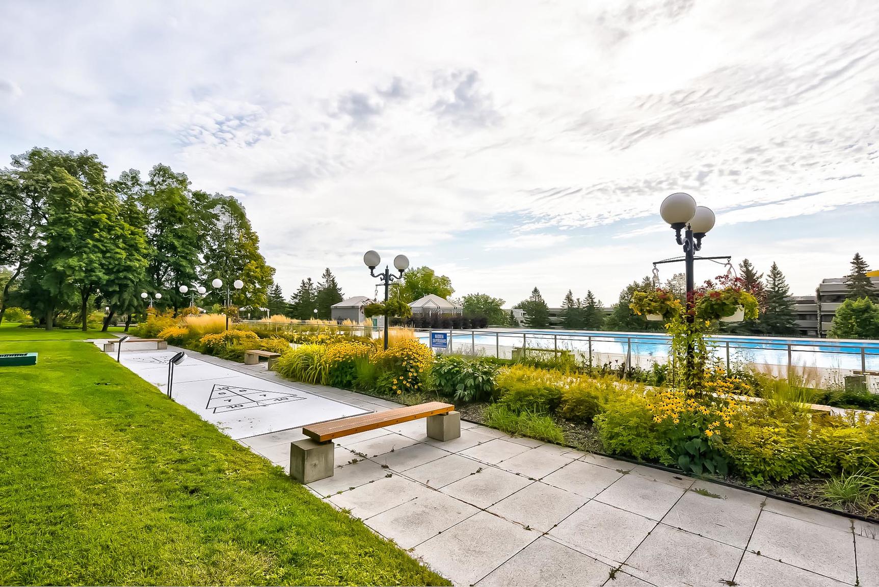 Appartement 1 Chambre a louer dans la Ville de Québec a Les Jardins de Merici - Photo 36 - PagesDesLocataires – L407121