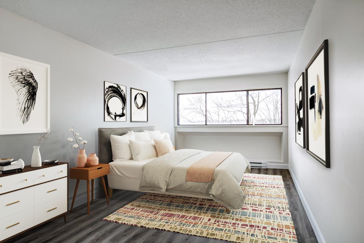 Appartement 1 Chambre a louer dans la Ville de Québec a Les Jardins de Merici - Photo 03 - PagesDesLocataires – L407121