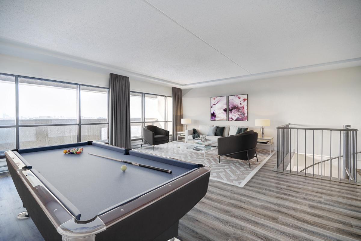 Appartement 1 Chambre a louer dans la Ville de Québec a Les Jardins de Merici - Photo 09 - PagesDesLocataires – L407121
