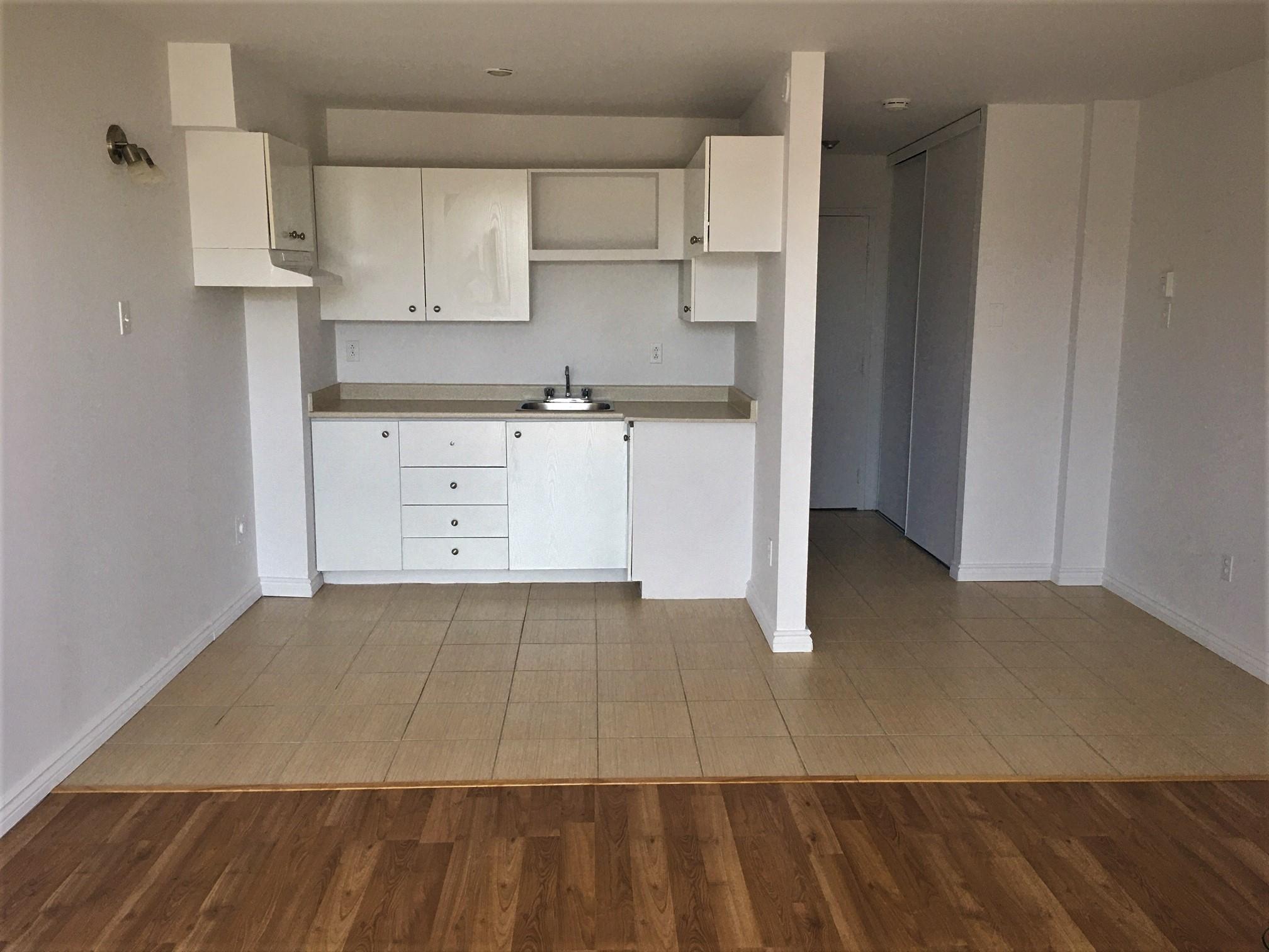 Appartement Studio / Bachelor a louer à Pointe-aux-Trembles a Habitations de la Rousseliere - Photo 02 - PagesDesLocataires – L1920