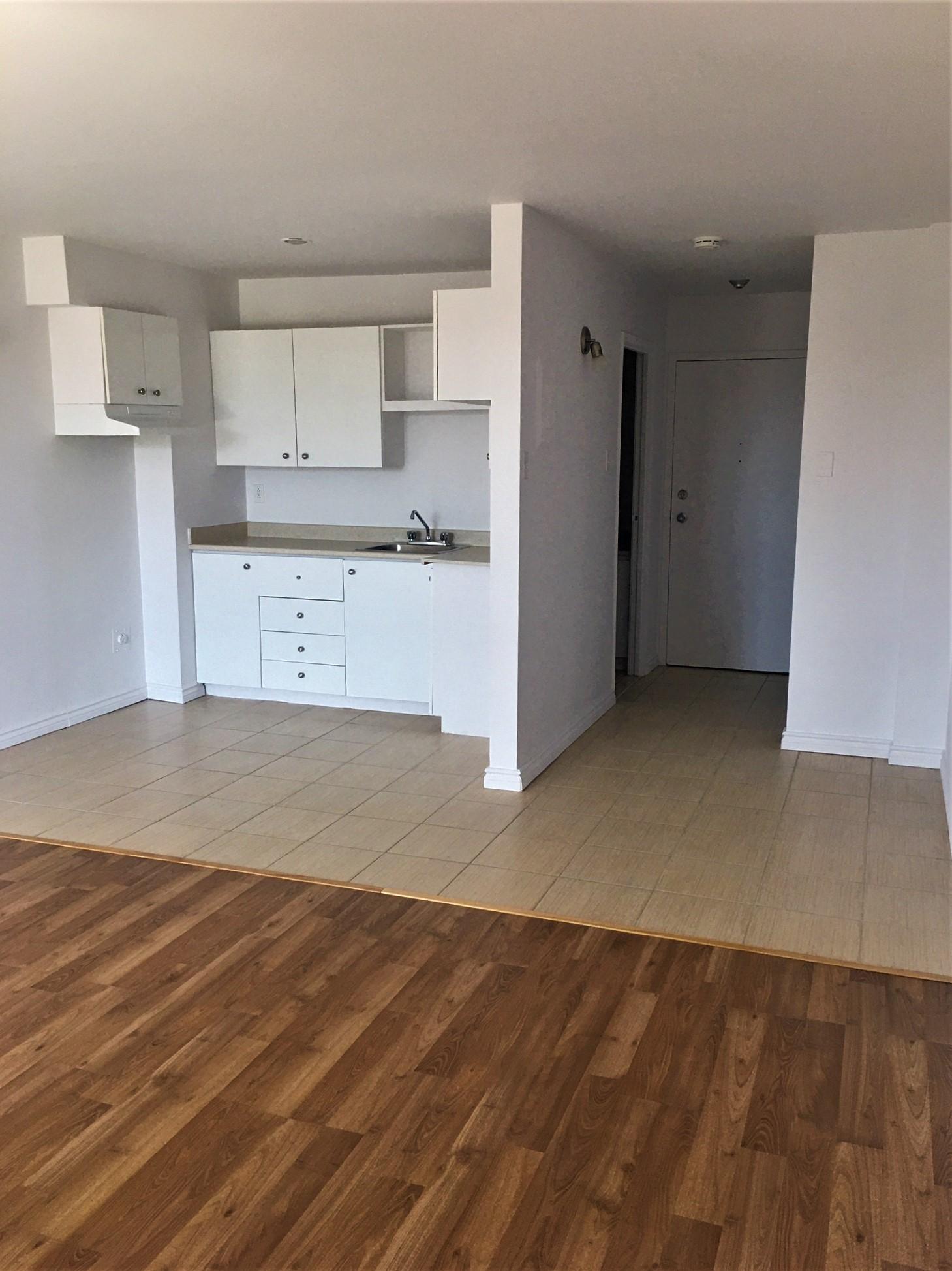 Appartement Studio / Bachelor a louer à Pointe-aux-Trembles a Habitations de la Rousseliere - Photo 03 - PagesDesLocataires – L1920