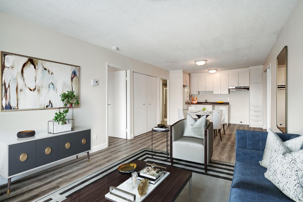 Appartement 1 Chambre a louer dans la Ville de Québec a Les Appartements du Verdier - Photo 06 - PagesDesLocataires – L407122