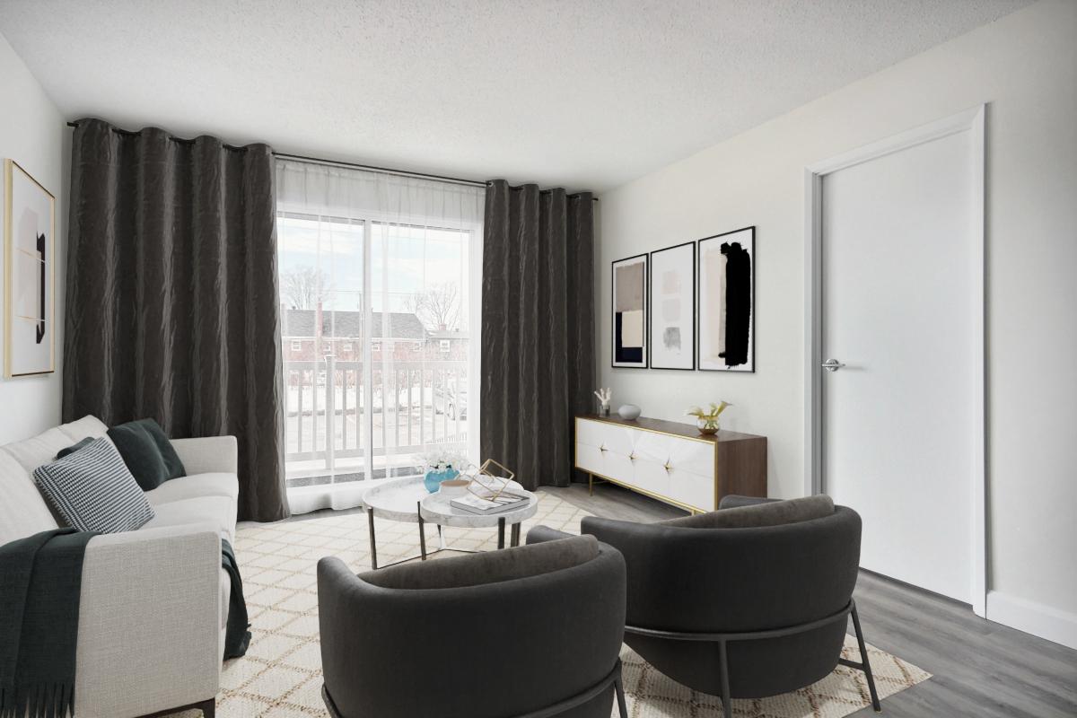 Appartement 1 Chambre a louer dans la Ville de Québec a Les Appartements du Verdier - Photo 02 - PagesDesLocataires – L407122