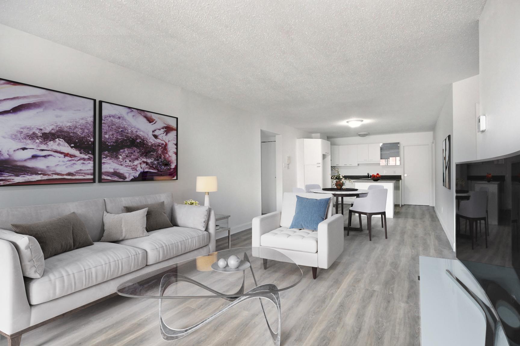Appartement 1 Chambre a louer dans la Ville de Québec a Les Appartements du Verdier - Photo 13 - PagesDesLocataires – L407122