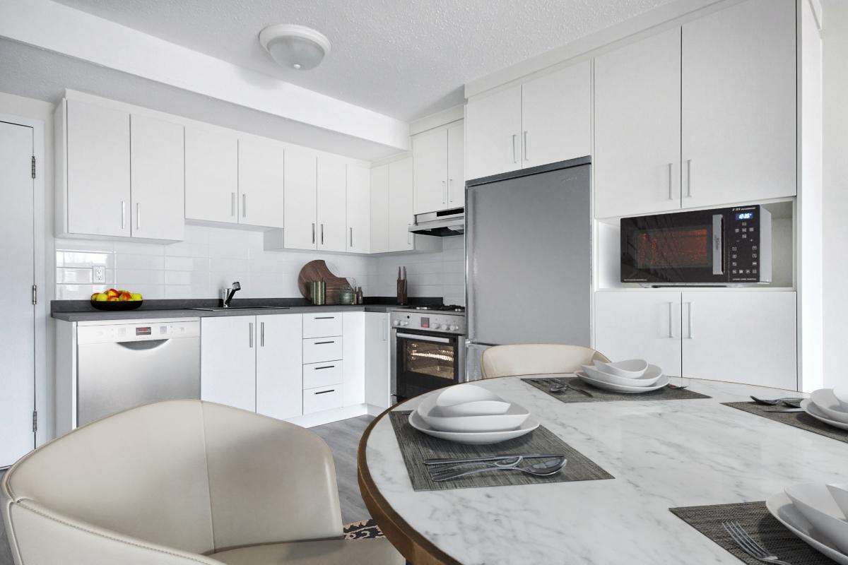 Appartement 1 Chambre a louer dans la Ville de Québec a Les Appartements du Verdier - Photo 03 - PagesDesLocataires – L407122