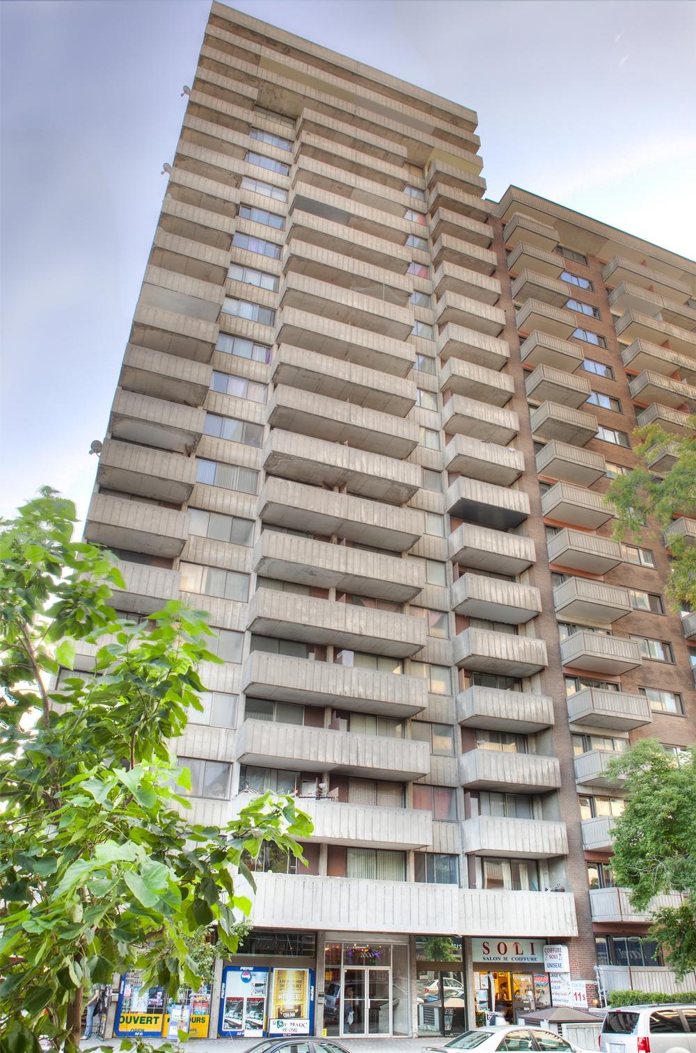 Appartement Studio / Bachelor a louer à Montréal (Centre-Ville) a Le St-Marc - Photo 01 - PagesDesLocataires – L9536