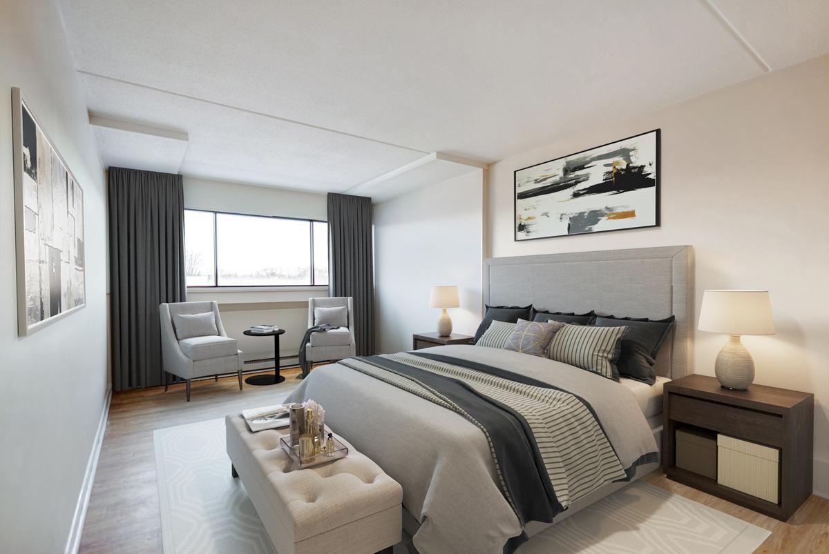 Appartement 2 Chambres a louer dans la Ville de Québec a Les Jardins de Merici - Photo 24 - PagesDesLocataires – L407783