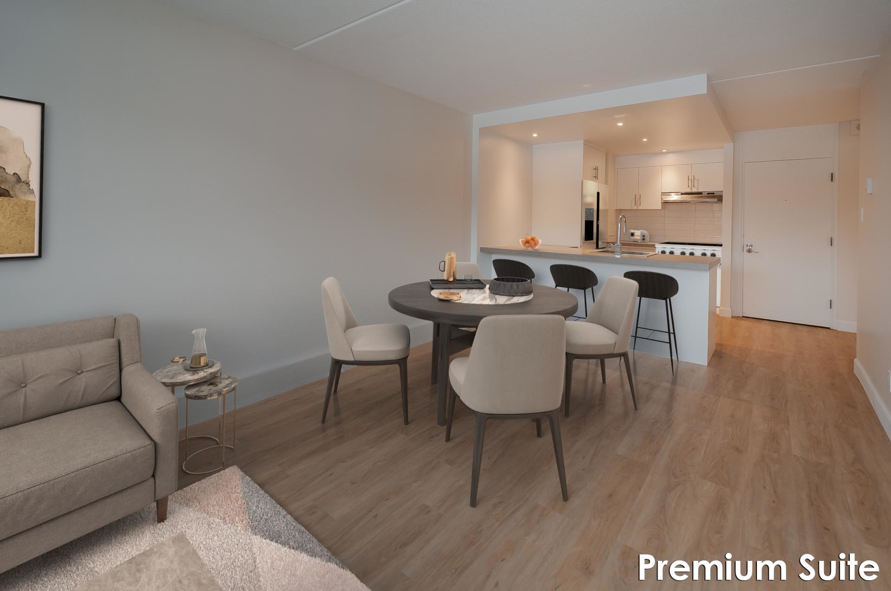 Appartement 2 Chambres a louer dans la Ville de Québec a Les Jardins de Merici - Photo 14 - PagesDesLocataires – L407783