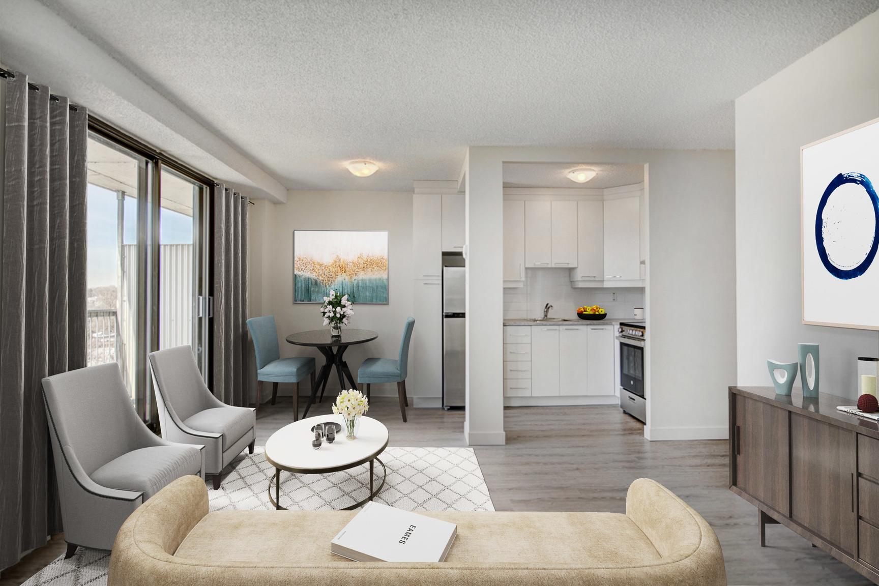 Appartement 1 Chambre a louer à Laval a Le Quatre Cent - Photo 06 - PagesDesLocataires – L407184