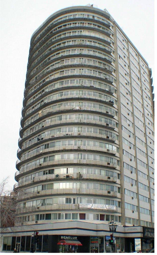 Appartement Studio / Bachelor a louer à Montréal (Centre-Ville) a Nouveau Colisee - Photo 05 - PagesDesLocataires – L23177