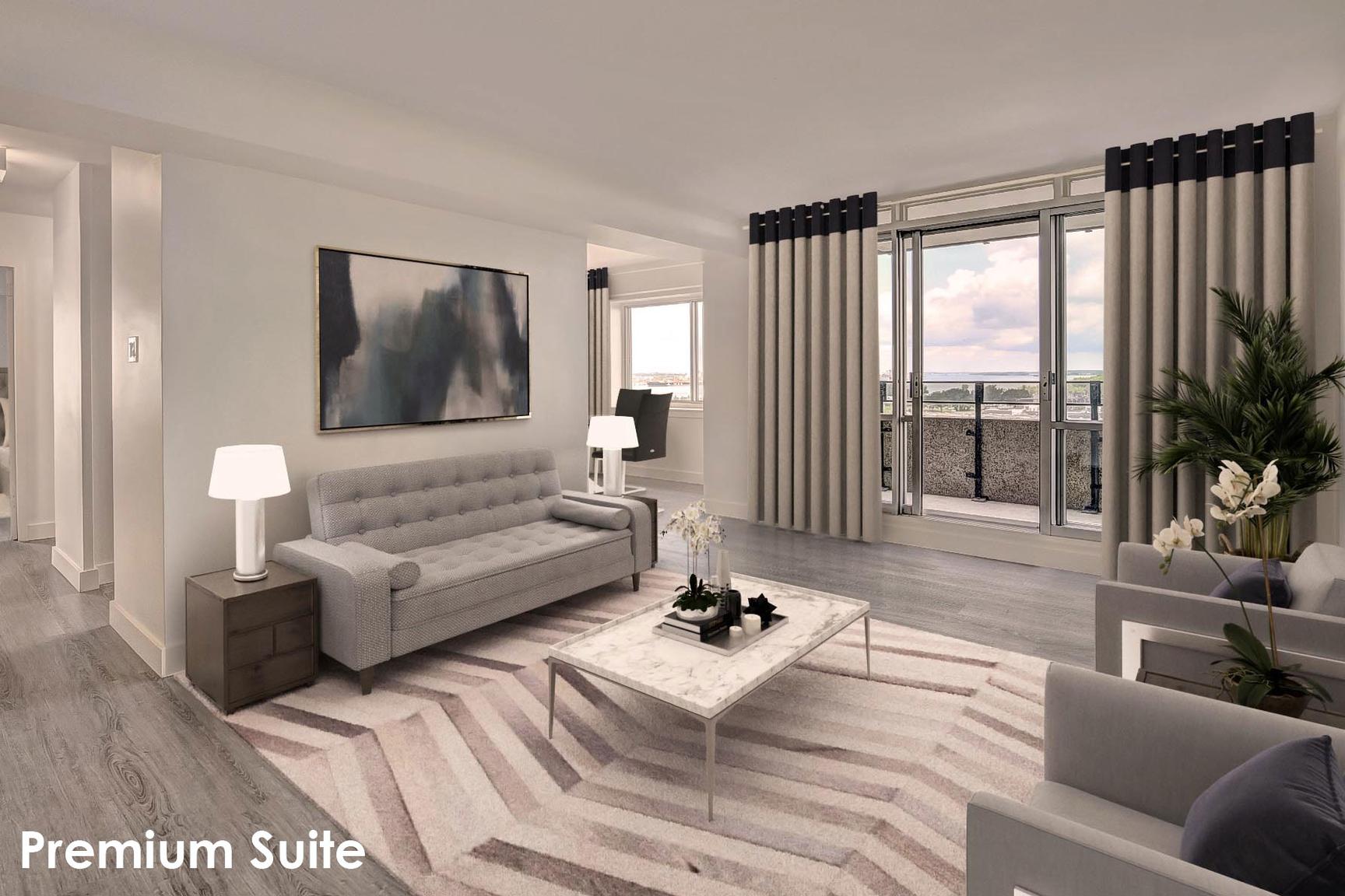 Appartement 1 Chambre a louer à Longueuil a Domaine dIberville Apartments - Photo 03 - PagesDesLocataires – L407144