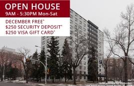 Appartement 2 Chambres a louer à Edmonton a Grandin Tower - Photo 01 - PagesDesLocataires – L395703