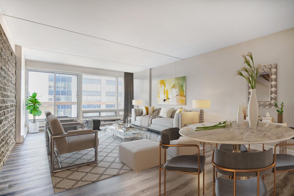 Appartement 2 Chambres a louer dans la Ville de Québec a Place du Parc - Photo 01 - PagesDesLocataires – L407135