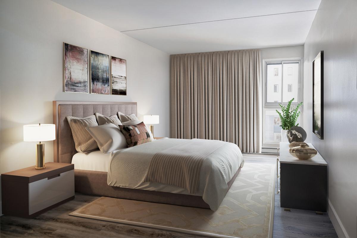 Appartement 2 Chambres a louer dans la Ville de Québec a Place du Parc - Photo 03 - PagesDesLocataires – L407135