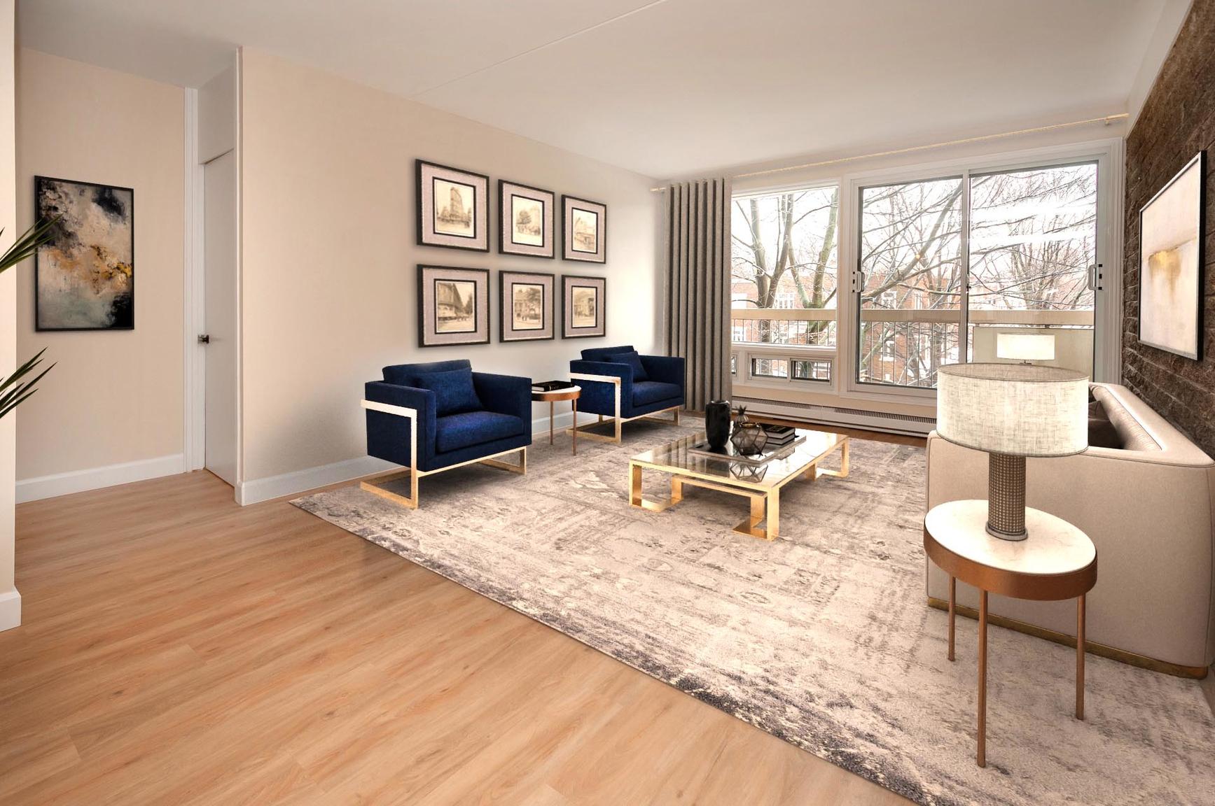 Appartement 2 Chambres a louer dans la Ville de Québec a Place du Parc - Photo 08 - PagesDesLocataires – L407135