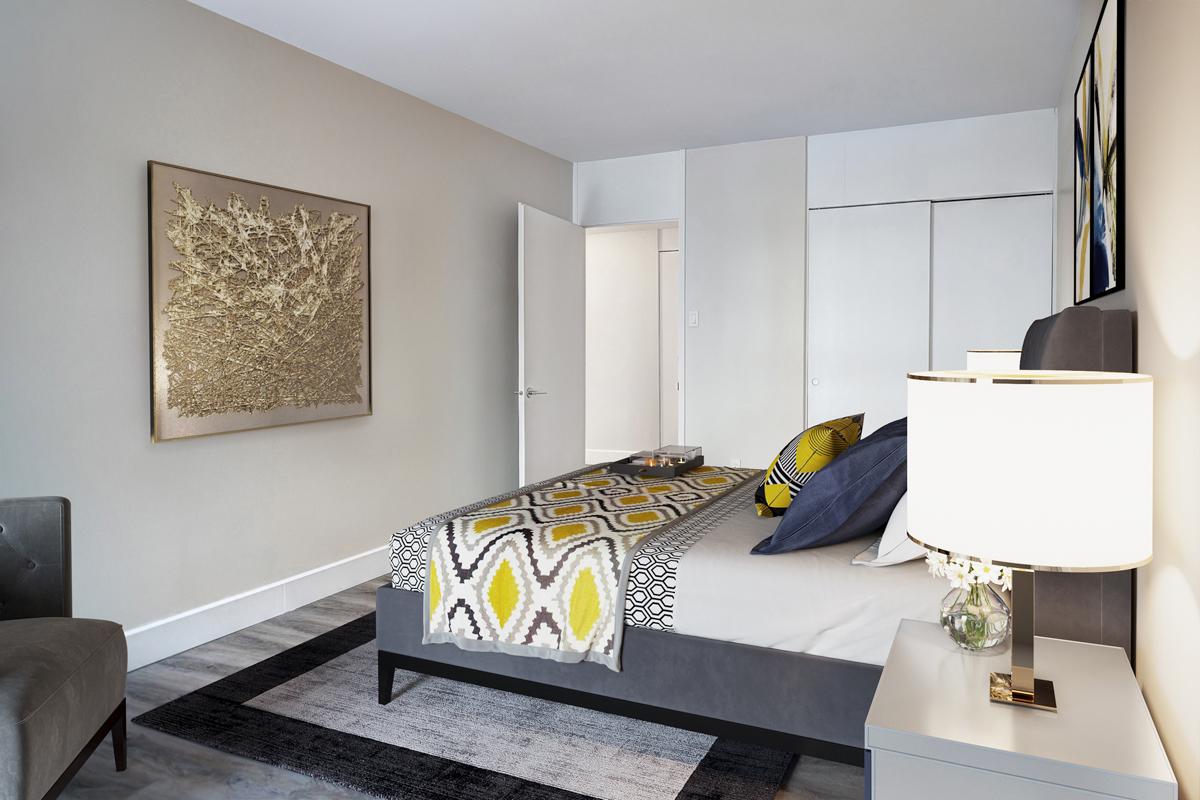 Appartement 2 Chambres a louer dans la Ville de Québec a Place du Parc - Photo 04 - PagesDesLocataires – L407135