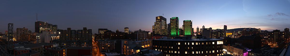 Condo 1 Chambre de luxe a louer à Montréal (Centre-Ville) a 1255 de Bullion - Photo 05 - PagesDesLocataires – L119808