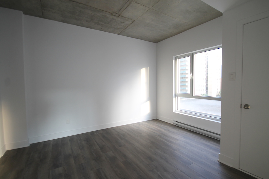 Condo 1 Chambre de luxe a louer à Montréal (Centre-Ville) a 1255 de Bullion - Photo 09 - PagesDesLocataires – L119808