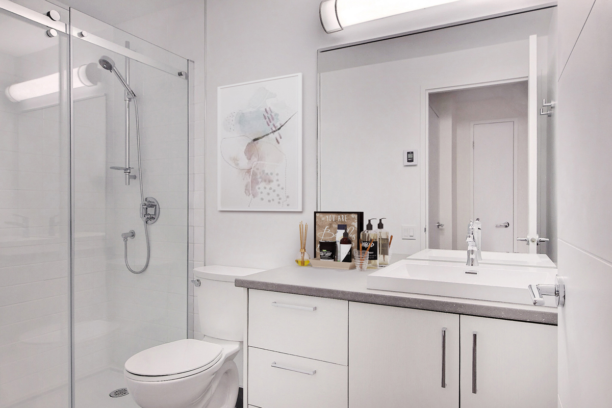 Appartement 1 Chambre a louer dans la Ville de Québec a Complexe Laudance - Photo 14 - PagesDesLocataires – L407139
